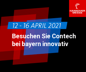 mts-Contech auf der Hannover Messe 2021 – Industrial Transformation made by Analyser®